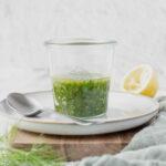 Simple Herb Vinaigrette